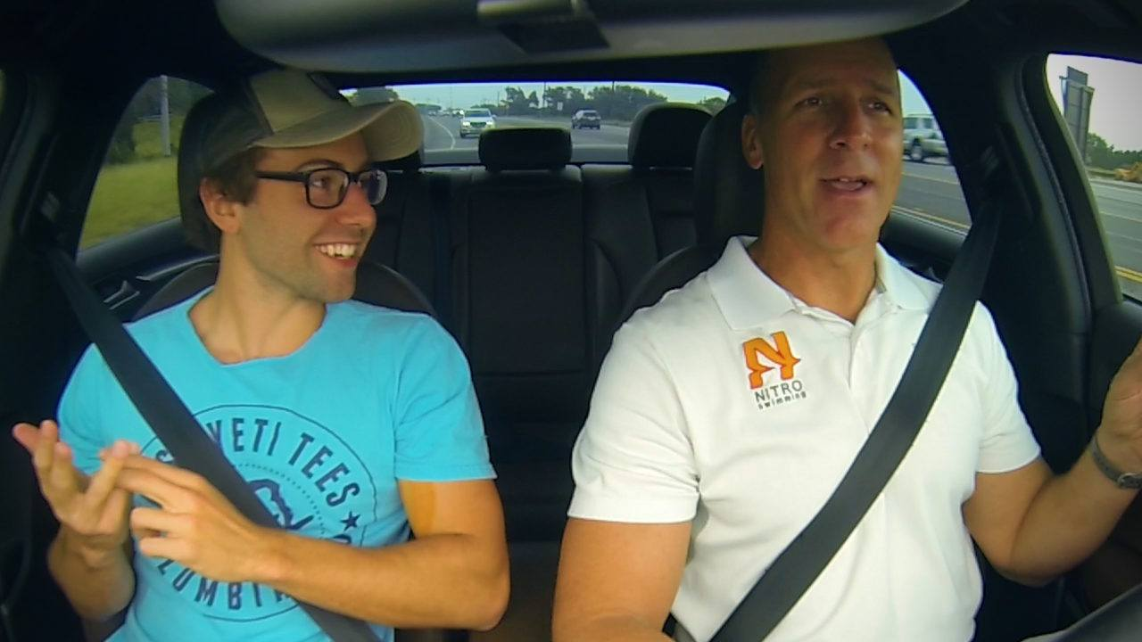 Coleman's Carpool: Nitro's Mike Koleber Gives Sage Coaching Wisdom