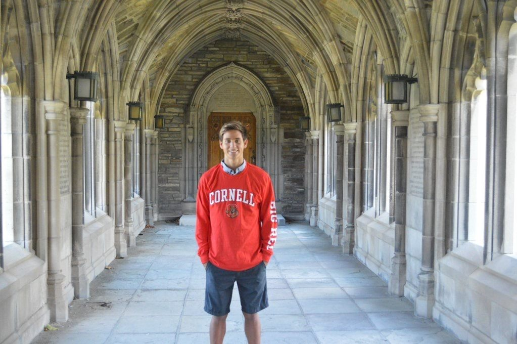 NAG Record-holder Hunter Hitchens Verbally Commits to Cornell