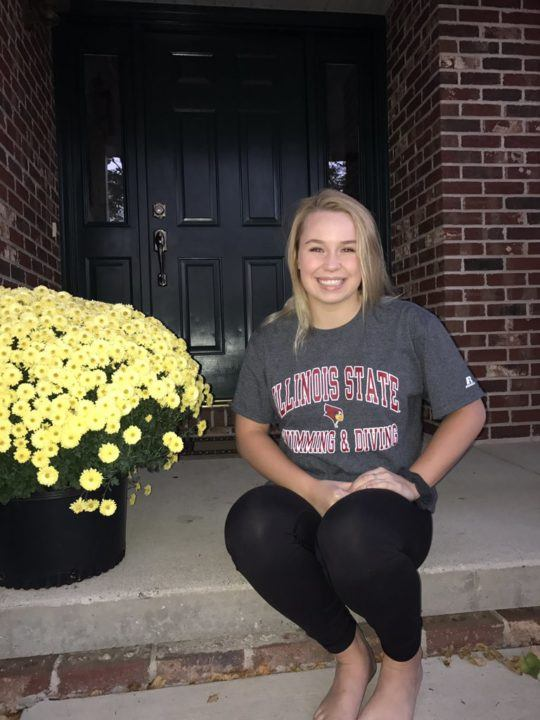Illinois State Picks Up Verbal Commitment from Dekalb's Sarah Hein