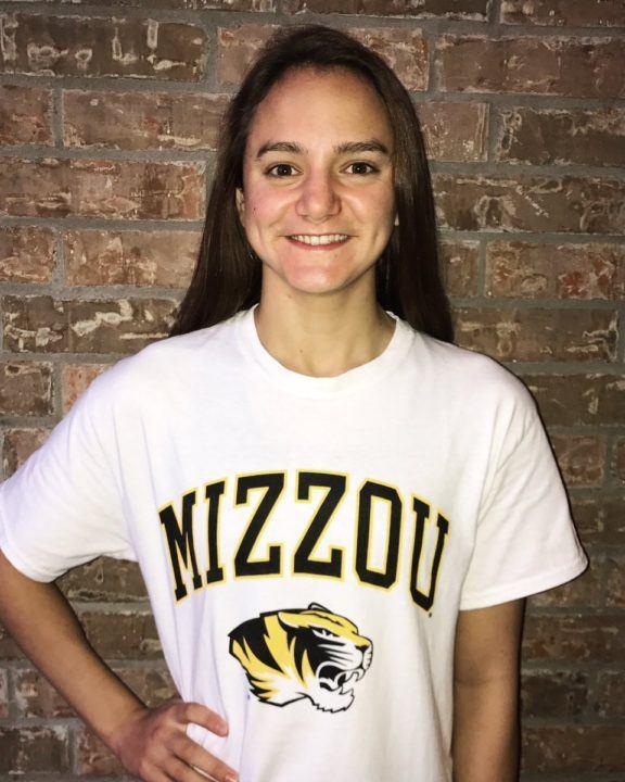 2017 Kansas 6A Champion Megan Keil Verbals to Mizzou