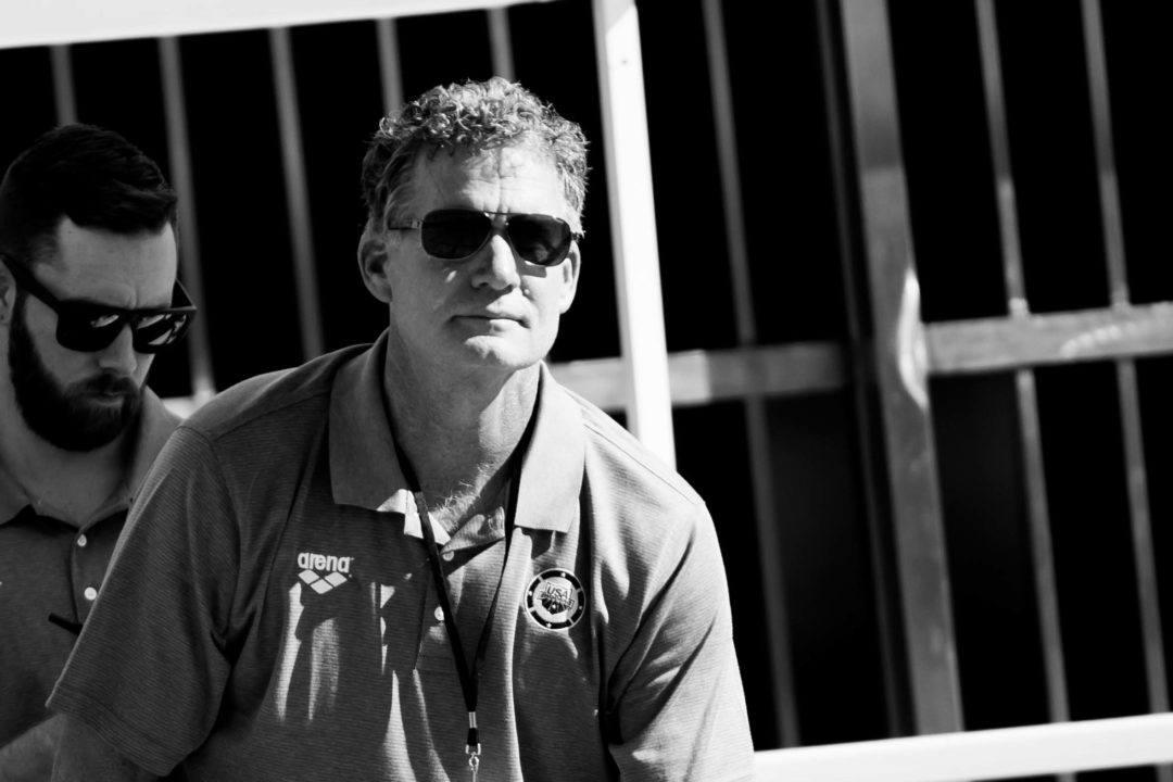 UCSD Head Coach David Marsh 1-Minute Open Turn Clinic (Video)