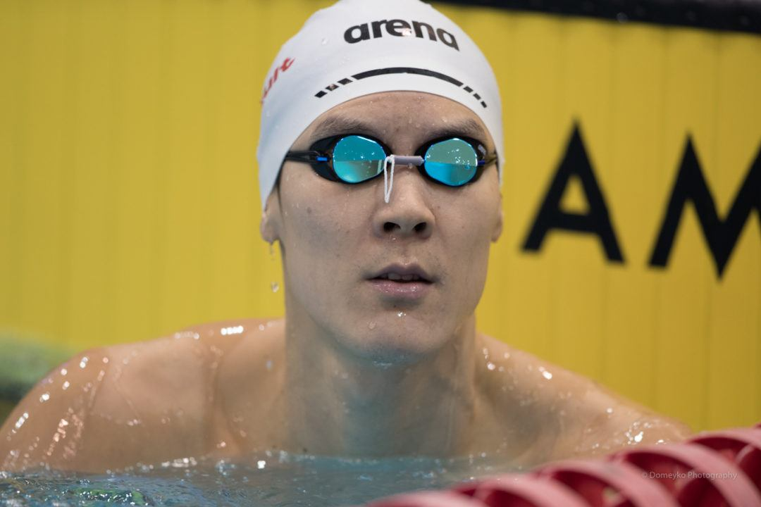 Park Tae Hwan Takes 5 Gold, An Se Hyeon Flies At Korean Festival