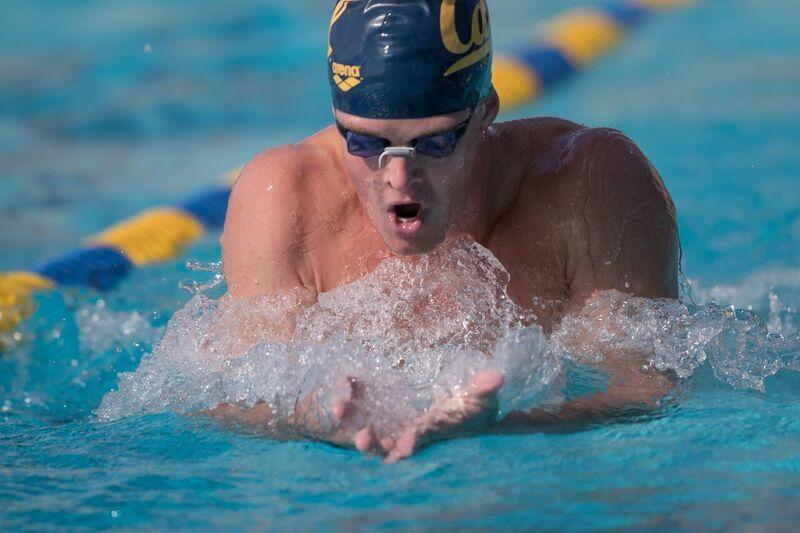 Cal Freshman Daniel Carr Reaps Benefits of College Training (Video)