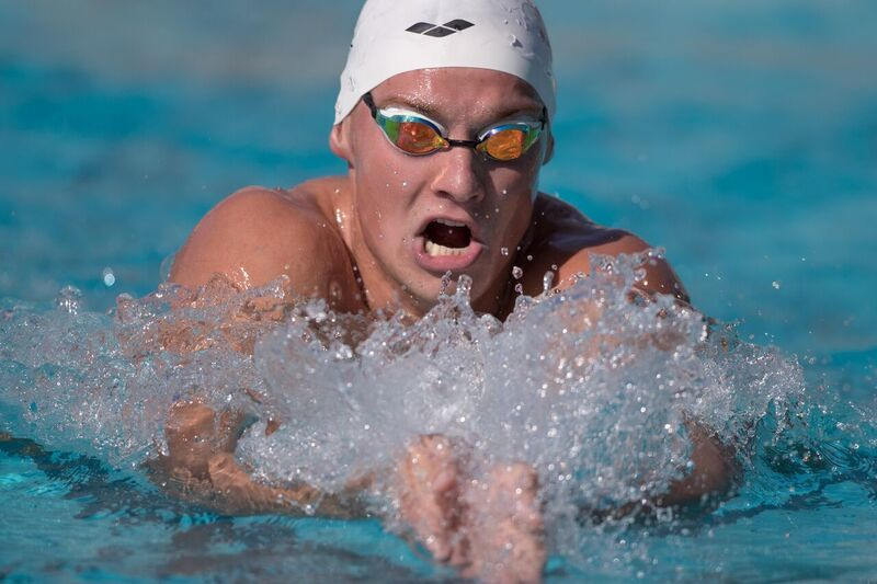 Andrew Seliskar in IM and Breast, but No 200 Fly at UGA Invite