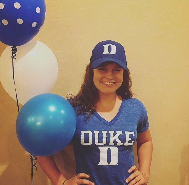 Shae Nicolaisen Gives Verbal Nod to Duke for 2018-19