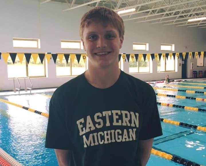 Connor Blatt Announces Verbal Commitment to Eastern Michigan