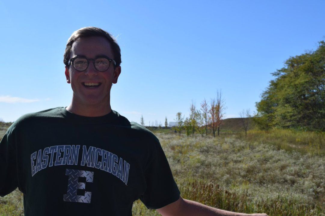 Kyle Haflich Announces Verbal Commitment to Eastern Michigan