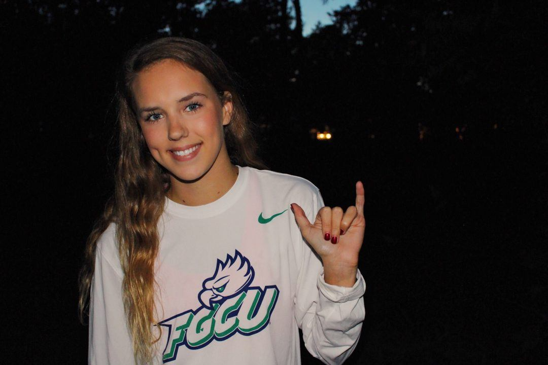 Ohio's Brooke Woellert Sends Verbal to Florida Gulf Coast Eagles