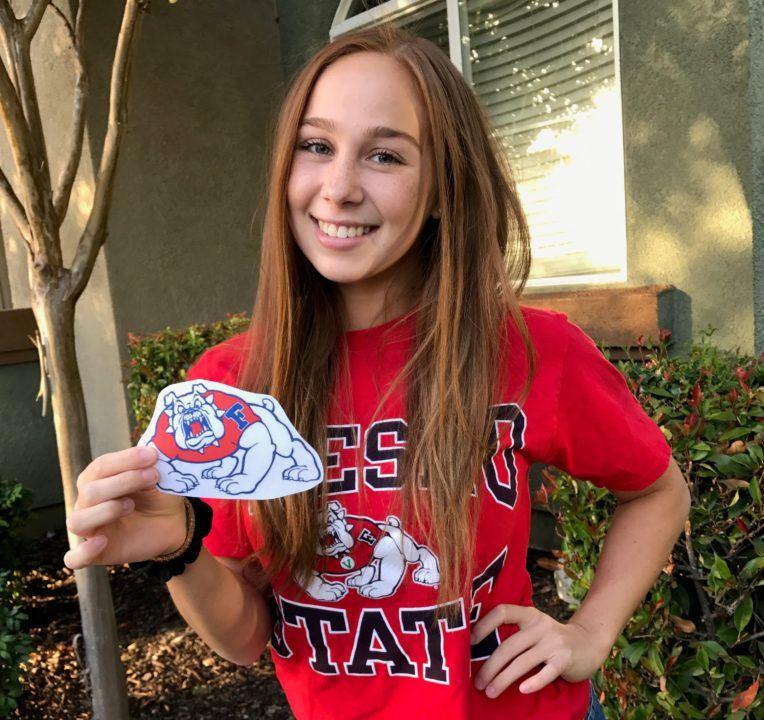 DART's Mackenzie Ayala Verbally Commits to Fresno State