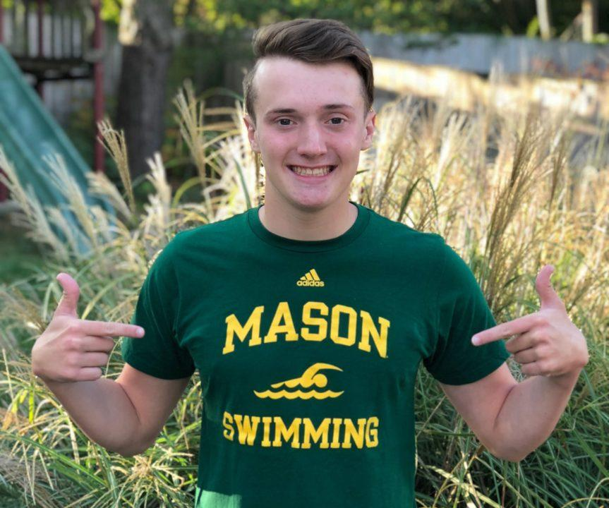 George Mason Adds Verbal Commitment from NCAP's Carson Stevens