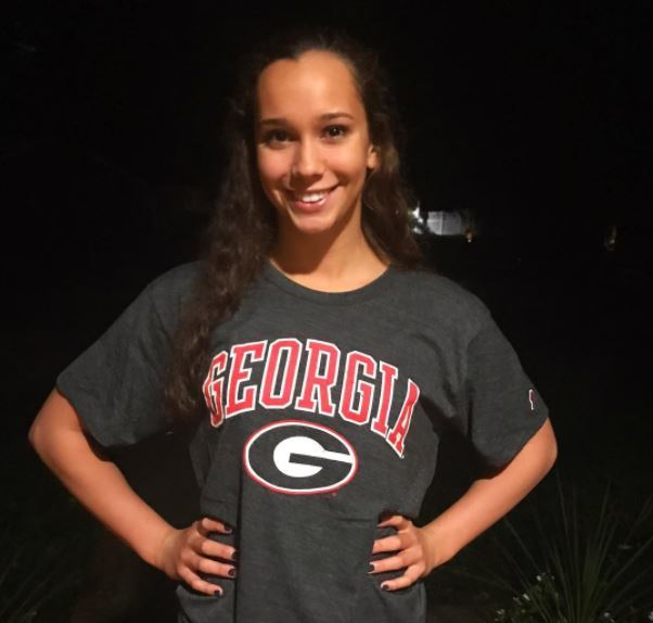 Back/Fly/IMer Callie Dickinson Hands Georgia Bulldogs their 8th Verbal