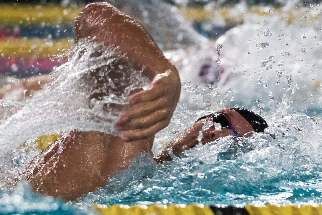 Practice + Pancakes: Stanford Men Get Up to Speed During Finals Week
