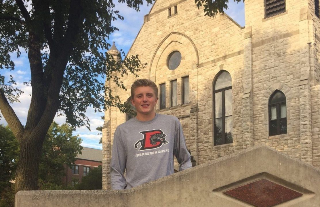 Drury Earns Commitment from Local Talent Chris McNew