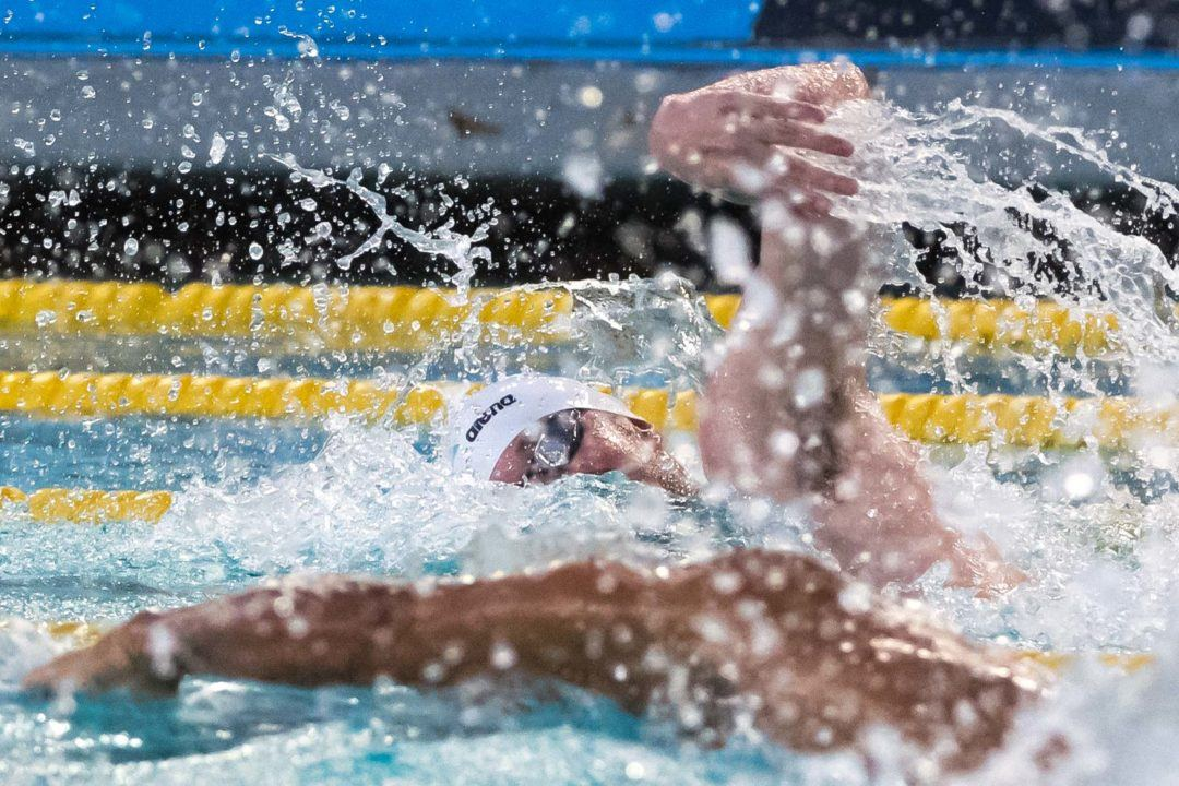 Day 4 Relay Lineups: Conger To Swim Both Free Relays In Prelims