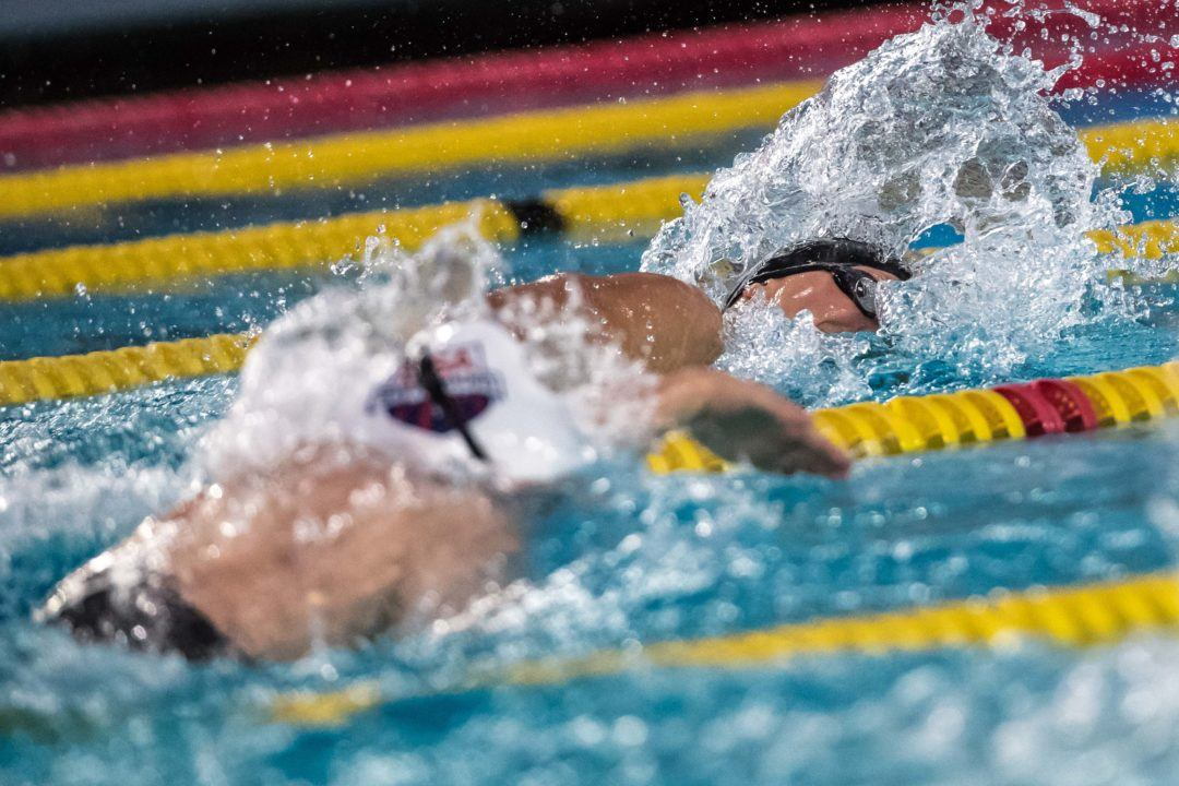 Talent is Overrated: 8 Habits of Elite-Level Swimmers