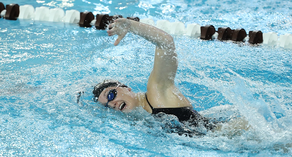 Bryant Swims Through Providence 196-103