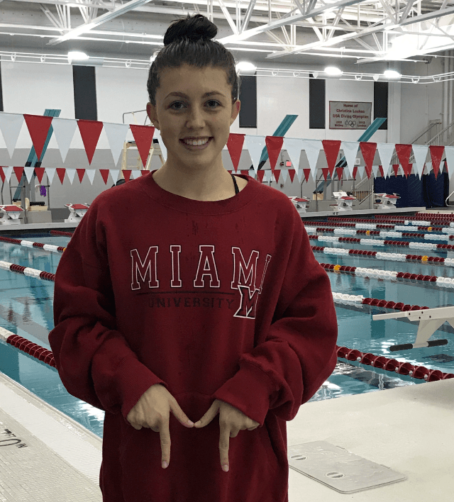 New Trier's Sydney Colburn Verbally Commits to Miami University