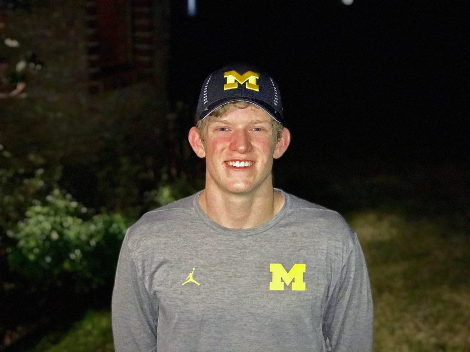 #6 Patrick Callan Announces Verbal Commitment to Michigan