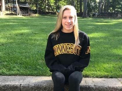 Minnesota Scores Verbal Commitment from Abbey Kilgallon