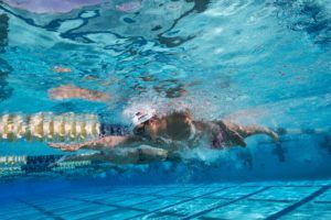 Single-Arm Freestyle: Nathan Adrian's Favorite Free Drill