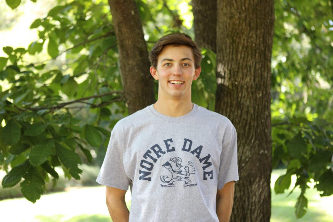 Alabama State Champ Zachary Smith Verbally Commits to Notre Dame