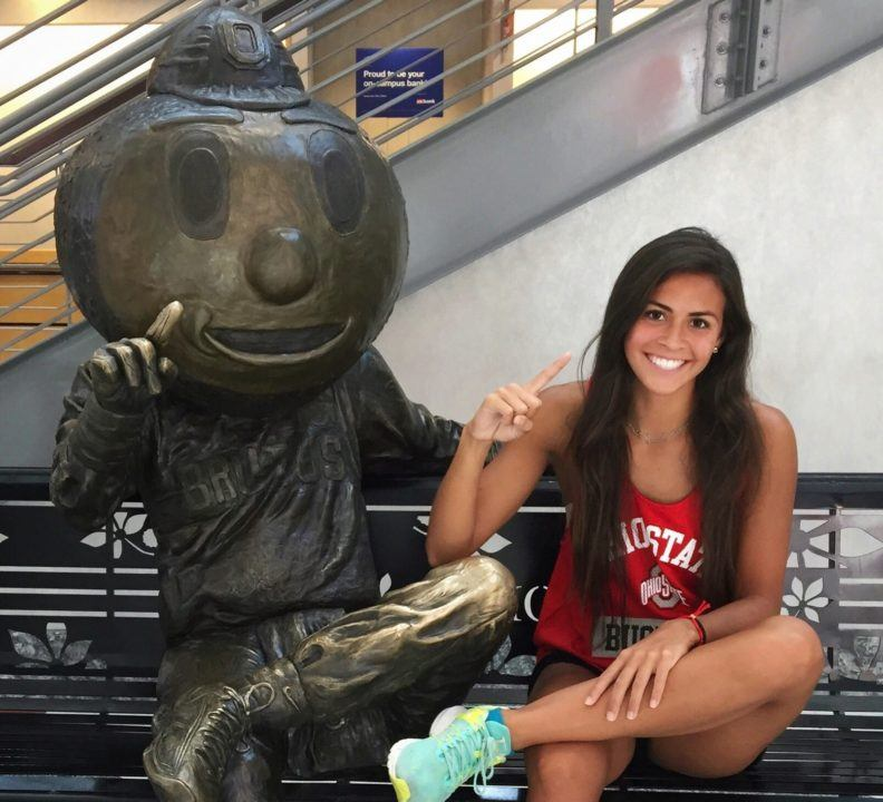 In-state Sprinter Amanda Palutsis Hands Verbal to Ohio State