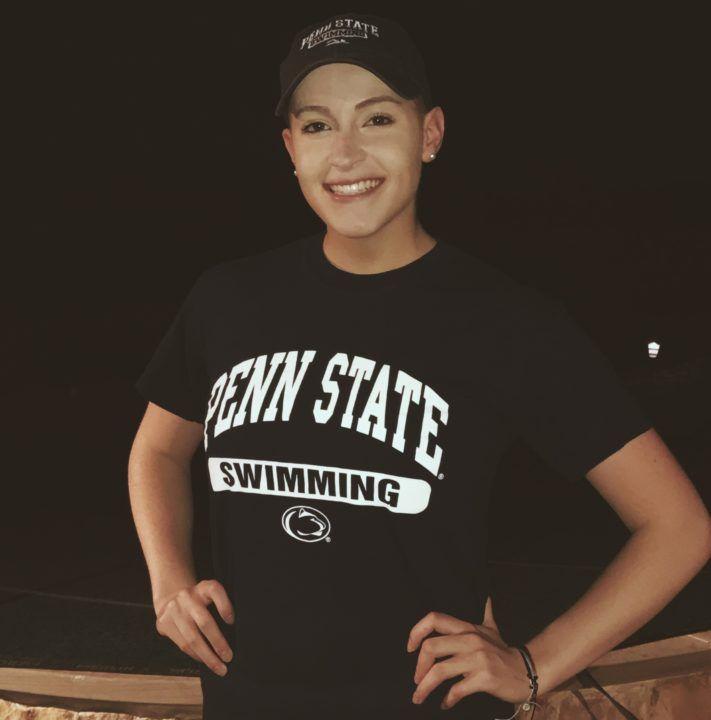 YNats Finalist, All-American Breaststroker Nikolette Nolte Verbals to Penn State