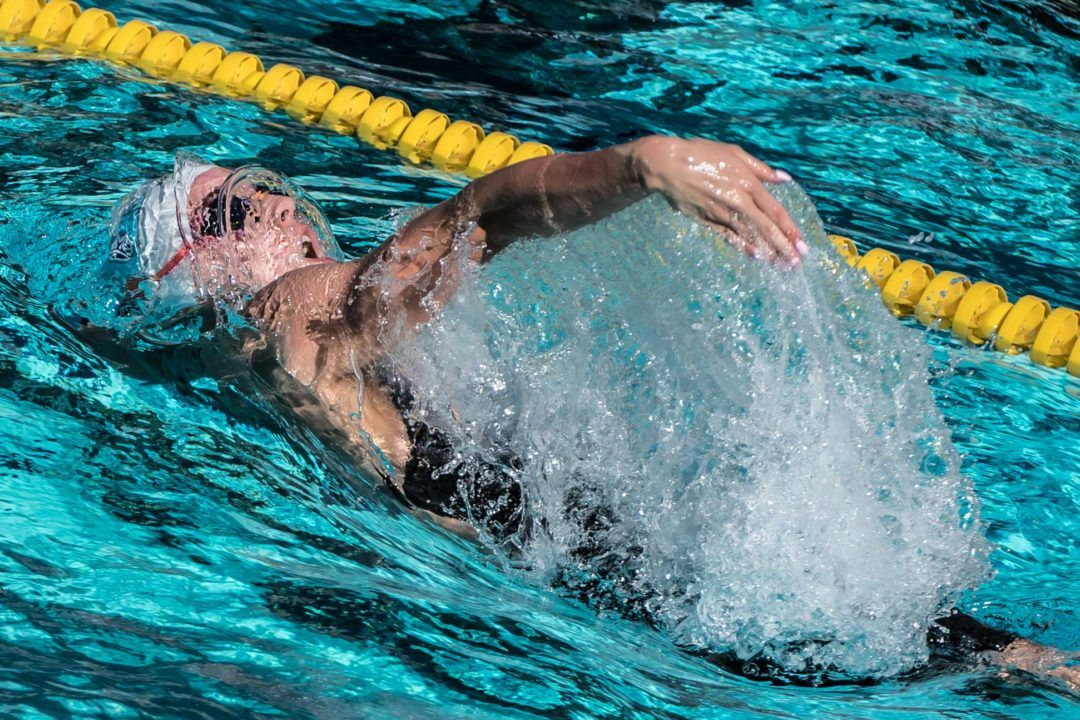 Regan Smith Sets NAG, Is Among Winners at Akron Sectionals – Day 1