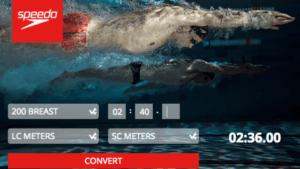 Vasca Da 25 Metri Tempi : Convertitore di tempi vasca lunga corta un utile strumento