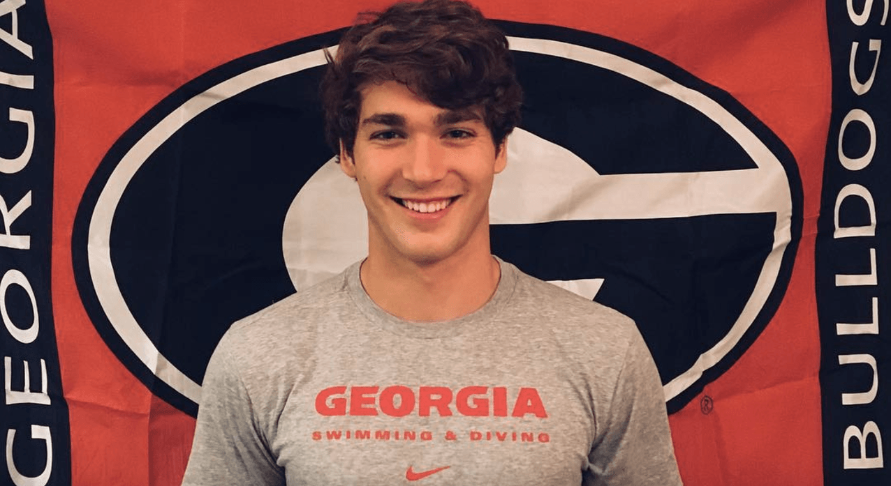 Georgia Bulldog Legacy Caleb Harrington Commits to the G