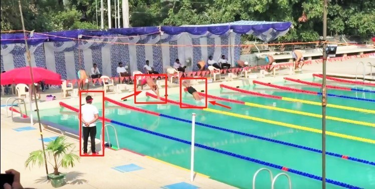 Host University Cheating At All India College Meet, Swimmer Alleges