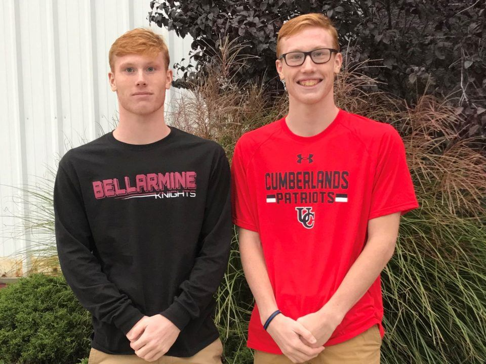 Divergent Paths for Sims Twins: Matthew to Bellarmine; Daniel to Cumberlands