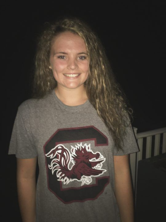 Mid-distance Freestyler Clare McGovern Gives Verbal to South Carolina