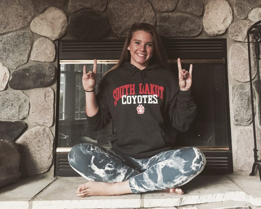 Wisconsin IMer Cassie Ketterling Verbally Commits to South Dakota