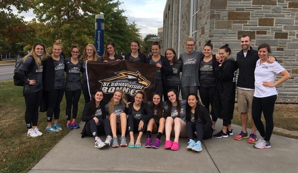 St. Bonaventure Freshman Breaks School Record in First NCAA Meet