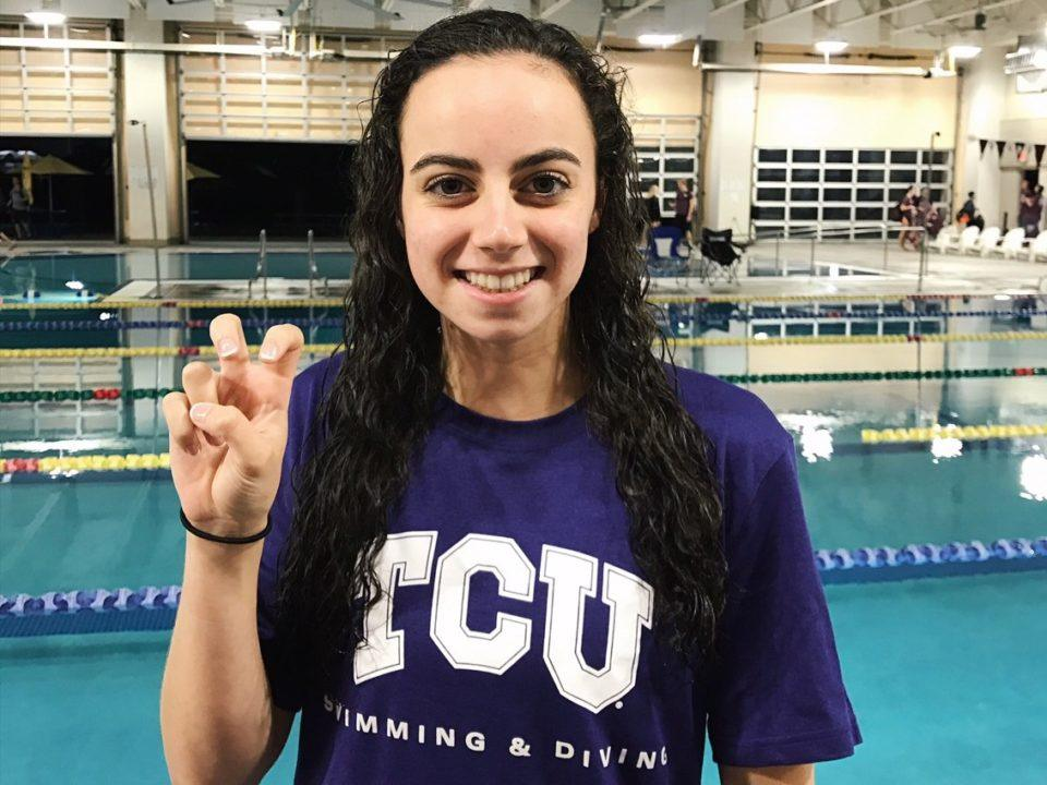 TCU Secures Verbal Commitment from 3x State Champ Megan Morris