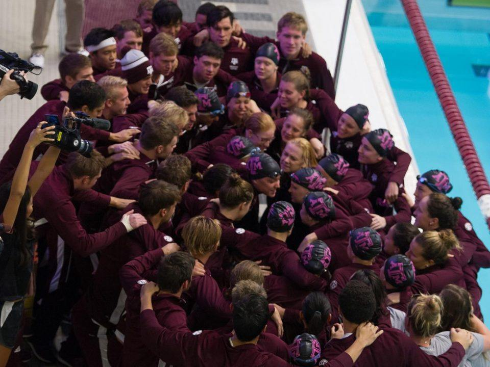 Texas A&M Women, Auburn Men Win SEC Battle