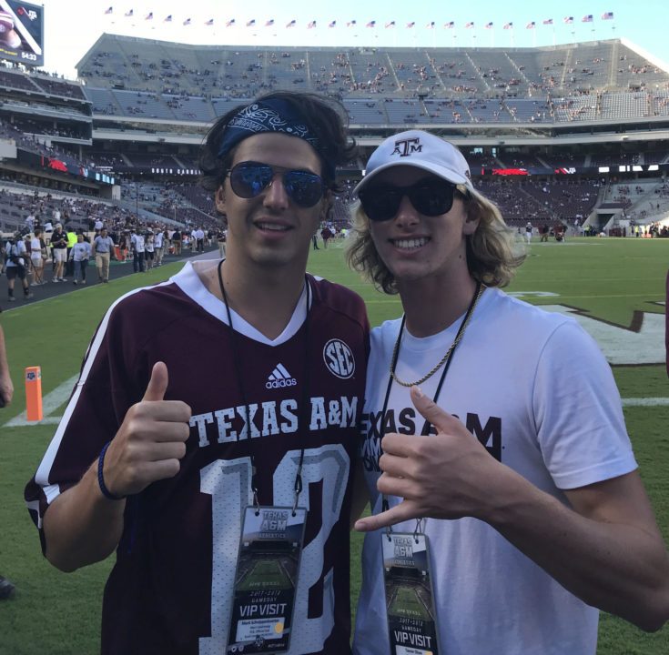 Aggies Add Mark Schnippenkoetter to Growing List Verbals for Fall of 2018