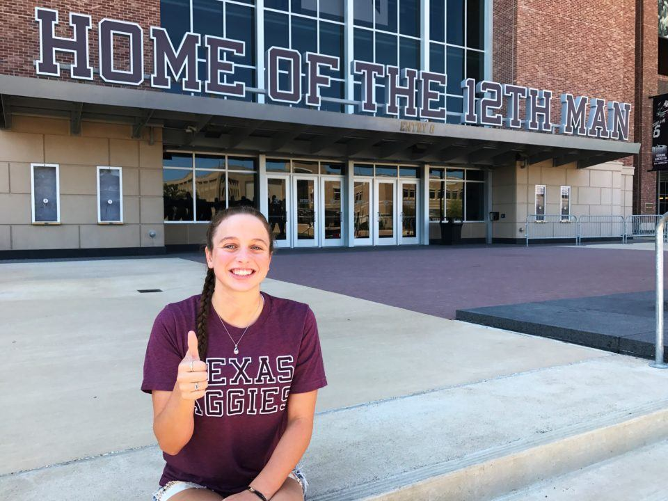 Texas A&M Lands In-state Verbal from Back/Flyer Claire Smith