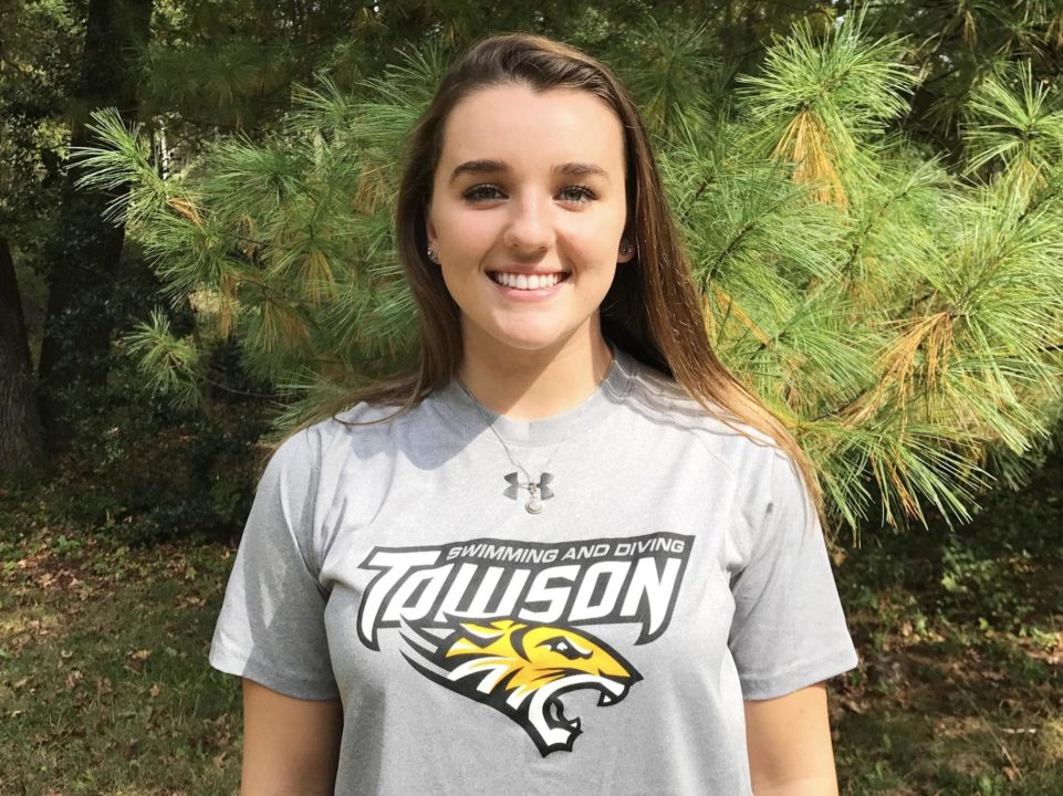 Towson Opens 2018 Recruiting with Verbals from Suzannah Mills and Brooke Bollinger