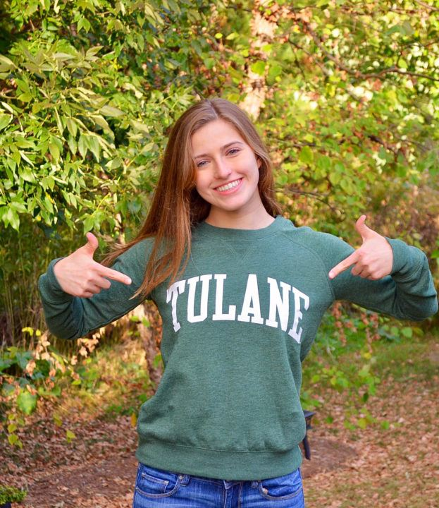 2016 IHSA A-Finalist Iza Pelka Hands Verbal Commitment to Tulane