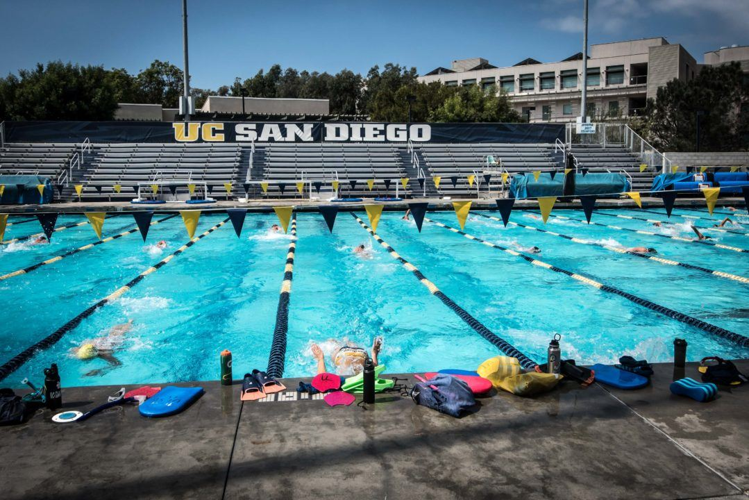 UC San Diego To Participate In Collegiate Para Swimming Series