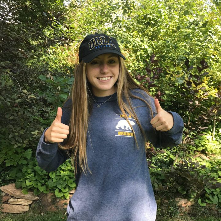 Colorado 5A State Champion Delaney Smith Gives Verbal to UCLA