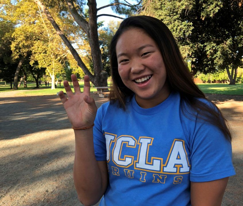 Versatile Emily Lo Sends Her Verbal Commitment to UCLA