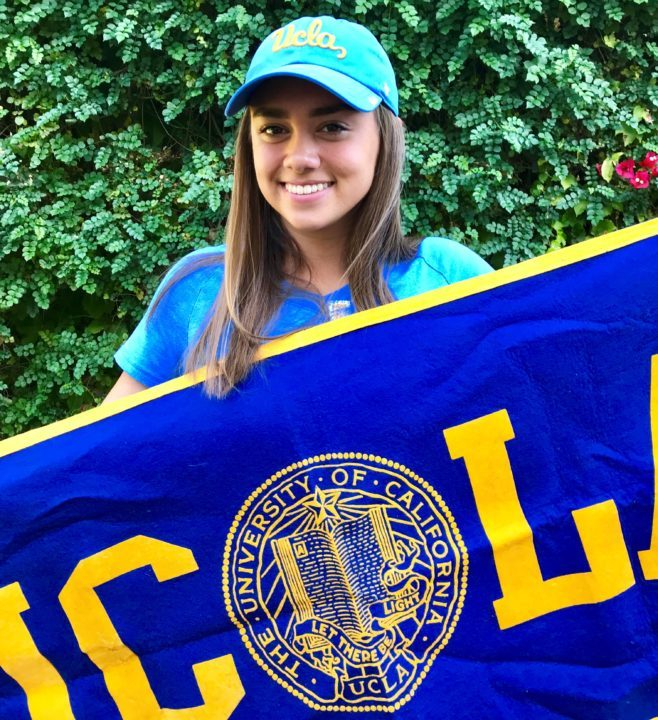Jackie Basham is Latest in String of Californians to Give Verbal to UCLA