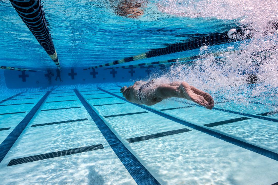 Blueseventy Swim of the Week: Urlando Shores Up Versatility