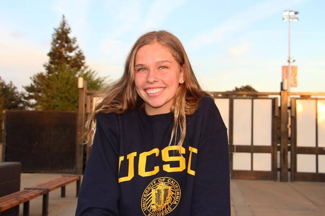 In-state Sprinter Cody Hargadon Verbally Commits to UC San Diego