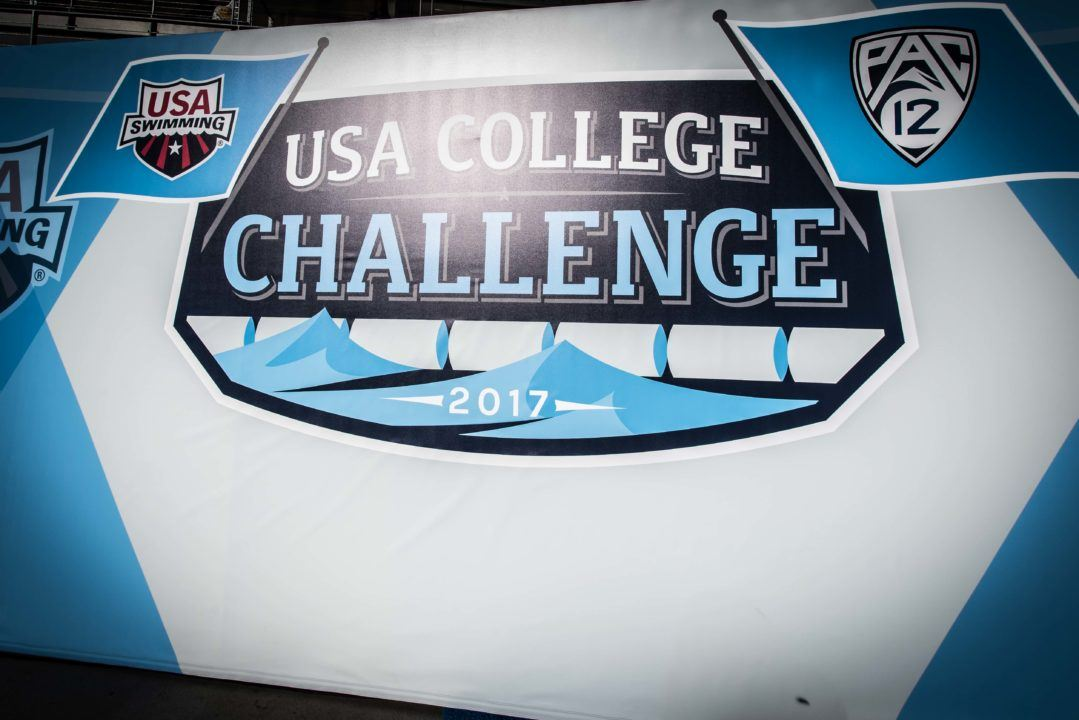 Behind the Scenes at the 2017 USA College Challenge (VIDEO)