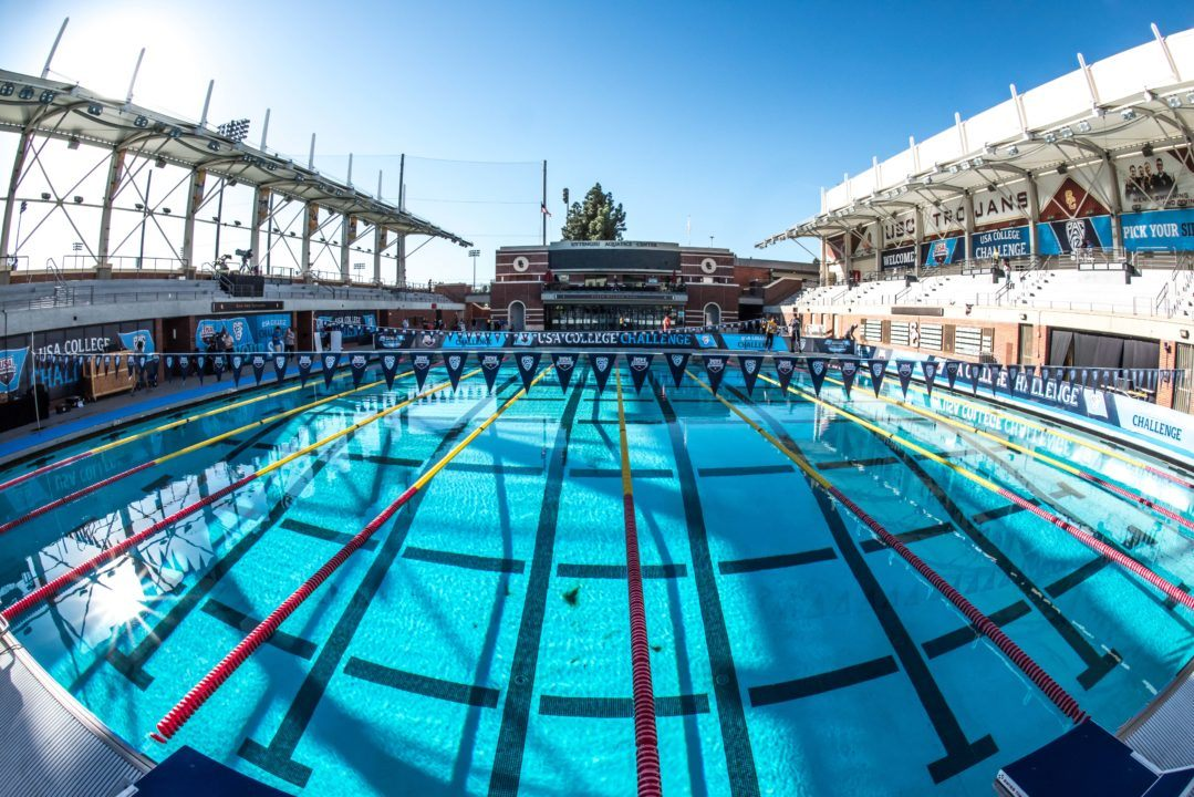 The College Challenge Should Help to Broaden Swimming's Horizons