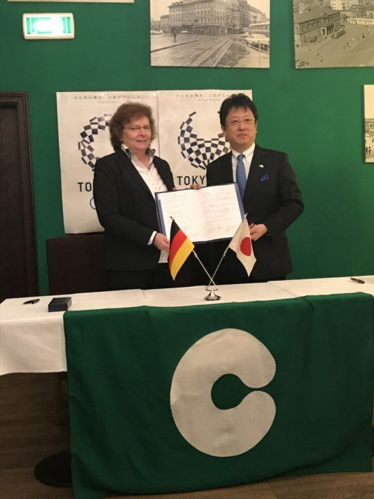 Germany to make training camp in Kumamoto before Tokyo 2020
